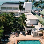 Photo taken at Natural Beach Hotel by Edit V. on 2/22/2015