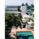 Photo taken at Natural Beach Hotel by Edit V. on 2/6/2015