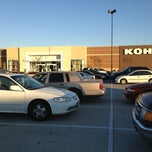 Photo taken at Kohl's by Douglas W. on 1/6/2013