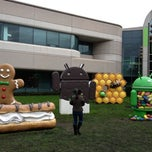 Photo taken at Googleplex - 44 by Bryan C. on 12/28/2012