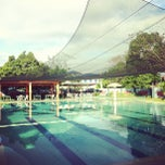 Photo taken at Village East Private Pool by Keith L. on 1/4/2013