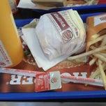 Photo taken at Burger King by Ceren Ö. on 4/23/2013