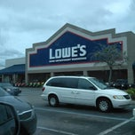 Photo taken at Lowe's Home Improvement by Annmarie R. on 5/29/2013