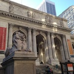 Photo taken at New York Public Library by Xi C. on 5/4/2013