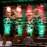 Photo taken at CrossPointe Church by Teri Y. on 11/30/2014