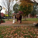 Photo taken at Downtown Ellicottville by Biz T. on 10/26/2013