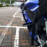 Photo taken at Jurong Island Checkpoint Pass Office by Shaik K. on 12/2/2012