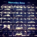 Photo taken at Mercedes-Benz Niederlassung München by Christoph B. on 3/4/2012