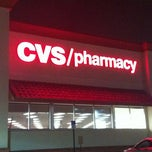 Photo taken at CVS/Pharmacy by Stephanie R. on 12/3/2012