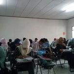 Photo taken at STKIP Siliwangi Bandung by Tantri W. on 10/29/2013