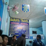 Photo taken at Baraya Travel by Yusuf F. on 6/6/2014