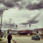 Photo taken at Autobuska stanica by Izz v. on 2/2/2013