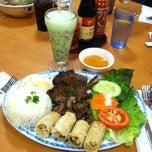 Photo taken at Saigon Cuisine by Christina H. on 6/15/2013