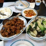 Photo taken at San Tung Chinese Restaurant 山東小館 by Christina H. on 12/20/2012