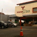 Photo taken at YOGYA Plaza Cimahi by Igun I. on 3/19/2013