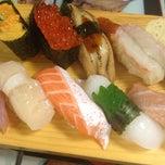Photo taken at 上野屋 by Ann L. on 12/15/2012
