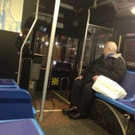 Photo taken at MTA Bus: M20/M104 - 8 Av - W 49 St (Uptown) by Geraldine V. on 4/7/2014