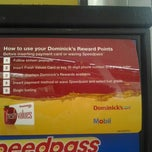 Photo taken at Mobil by Shelly B. on 3/12/2013