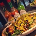 Photo taken at Chipotle Mexican Grill by Khalid A. on 10/25/2012