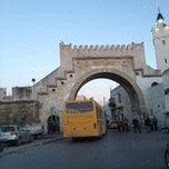 Photo taken at Bab al Khadhra   باب الخضراء by Aymen H. on 5/6/2013