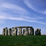 Photo taken at Stonehenge by CaЯToon D. on 5/1/2013