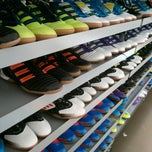 Photo taken at Adidas Outlet by Charlie S. on 3/29/2013