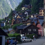 Photo taken at Hallstatt by Jerry L. on 6/8/2013