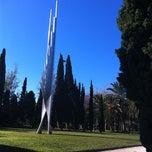 Photo taken at Jardins del Reial - Vivers by Jaime V. on 12/8/2012