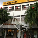 Photo taken at Maybank Berhad by Fyn S. on 1/31/2013