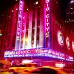 Photo taken at Radio City Music Hall by Gabby V. on 3/10/2013