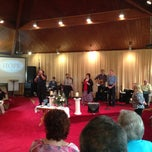 Photo taken at Hope Christian Fellowship by Teddy B. on 7/14/2013
