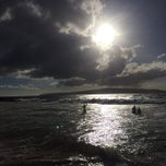 Photo taken at Makena Beach by Justin Y. on 12/26/2013