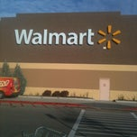 Photo taken at Walmart Supercenter by Ann S. on 12/7/2012