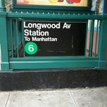 Photo taken at MTA Subway - Longwood Ave (6) by Jamien A. on 10/6/2012