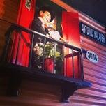 Photo taken at Juan Pan Pizza by Regina O. on 6/21/2013