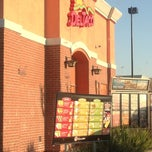 Photo taken at Del Taco by ⭐ KrzyGal K. on 3/12/2013
