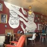 Photo taken at Kreuzberg Coffee Company by Tiffany W. on 6/18/2013