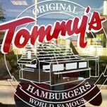 Photo taken at Original Tommy's Hamburgers by Stephanie T. on 6/17/2013