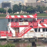 Photo taken at Pride of the Susquehanna Riverboat by Brigitte B. on 7/28/2013