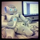 Photo taken at IDSIA Robotics Lab by Juxi on 2/13/2013