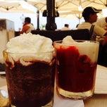 Photo taken at Café Du Port by Francesco Q. on 7/21/2014