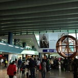"Photo taken at Aeroporto di Roma Fiumicino ""Leonardo da Vinci"" (FCO) by Zilana S. on 5/30/2013"