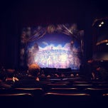 Photo taken at Hobby Center for the Performing Arts by Lesley G. on 12/23/2012