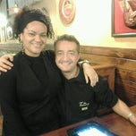 Photo taken at Osteria da Tommy by Ana Luiza Oliveira D. on 12/1/2012