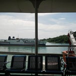Photo taken at Dermaga 1 by Jerrie S. on 1/14/2015