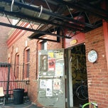 Photo taken at Firehouse Bikes by Laura A. on 9/28/2014