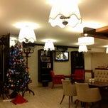 Photo taken at Dilek Pastanesi by Melda B. on 12/31/2012