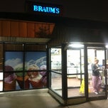 Photo taken at Braum's by Mixed-Up Burgers M. on 1/10/2013