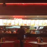 Photo taken at Hamburguesas El Corral by Jose Julian A. on 12/21/2012