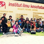 Photo taken at Institut Ilmu Kesehatan - IIK Bhakti Wiyata Kediri by Anila O. on 2/5/2013